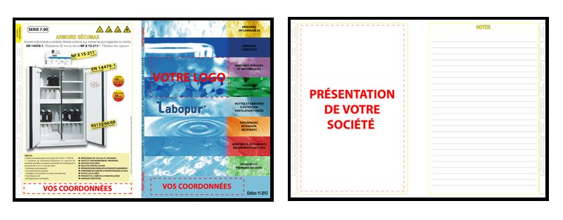 Personnalisation du catalogue Trionyx